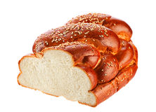Challah bread royalty free stock images