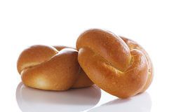 Challah Rolls Stock Photos