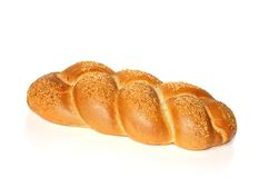 Challah with sesame Royalty Free Stock Photo