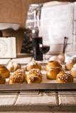 Challah for Shabbat Stock Photos