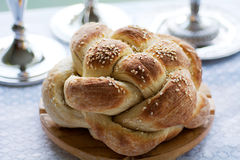 Challah Royalty Free Stock Photography