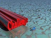 Challenge Royalty Free Stock Photos