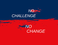 Challenge background concept Royalty Free Stock Images