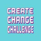 Challenge background concept Stock Photos
