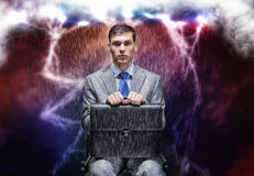 Challenge in business Stock Photography