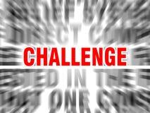 challenge stock illustrationer