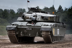 Free Challenger 1 Tank Royalty Free Stock Photography - 95730187