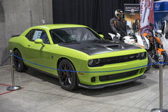Challenger hellcat Stock Images