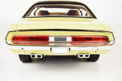 Challenger R/T - 1970 Royalty Free Stock Photo