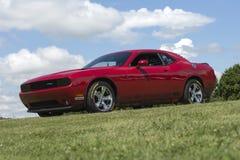 Challenger stock image