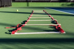 Free Challenging Drills For The Developing Athlete Royalty Free Stock Photos - 138867578