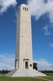 Chalmette纪念碑 库存图片