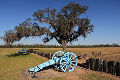 Chalmette Battlefield Stock Images