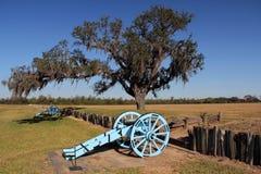 Chalmette Battlefield Stock Images