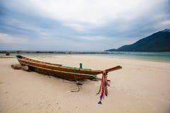 Chalokum beach on Koh Phangan Royalty Free Stock Photography