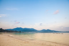 Chalokum beach on Koh Phangan Stock Photos