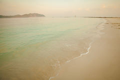 Chalokum beach on Koh Phangan Royalty Free Stock Photos