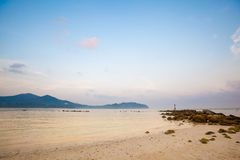 Chalokum beach on Koh Phangan Royalty Free Stock Image