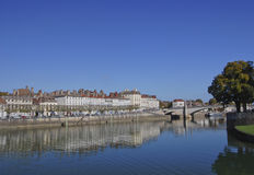 Chalon-sur-Saone, France Royalty Free Stock Image