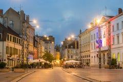 Chalon-sur-Saone, Frankrijk royalty-vrije stock foto's