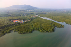 Chalong Bay, Phuket, Thailand Royalty Free Stock Image