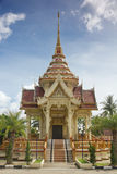 Chalong Tample, Phuket, Thailand Royalty Free Stock Images