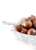 Chalotas orgânicas Imagem de Stock Royalty Free