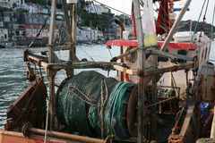 Chalutier de pêche Photo libre de droits