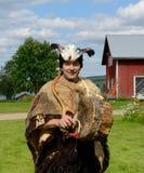 Chamán de Sami Fotos de archivo