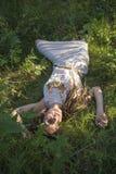 Chamán gitano Woman imagen de archivo libre de regalías