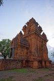 Cham возвышается, Ninh Thuan, Вьетнам - - 9-ое октября 2016 Стоковое фото RF