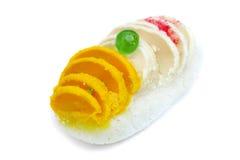 Cham Cham, ινδικό γλυκό στοκ εικόνα με δικαίωμα ελεύθερης χρήσης