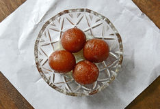 Cham Cham Sweets Royalty Free Stock Photo