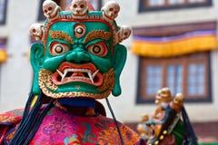 Cham mystery, Ladakh Stock Images