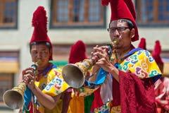 Cham mystery, Ladakh Royalty Free Stock Photography
