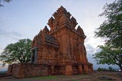 Cham towers , Ninh Thuan, Vietnam   - 09 Oct 2016 Stock Images
