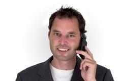 Chamando 3 Foto de Stock