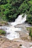 Chamang-Wasserfall stockbild