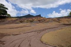 Chamarel Isla Mauricio Foto de archivo libre de regalías