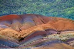 Chamarel Mauritius Fotografering för Bildbyråer