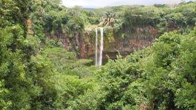 Chamarel siklawa Mauritius zdjęcie wideo