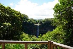 Tour Chamarel Mauritius stock image