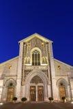 Chambéry katedra w Francja Zdjęcia Stock