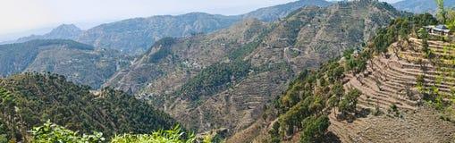Chamba Bezirk Himachal Pradesh Indien lizenzfreie stockfotos