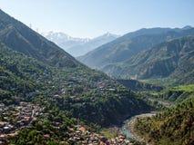 Chamba Bezirk Himachal Pradesh Indien Stockbild