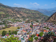 Chamba city - India Stock Images