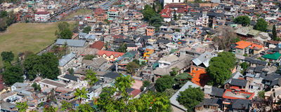 Chamba city - India Royalty Free Stock Image