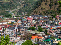 Chamba city - India Royalty Free Stock Photo