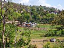 chambaområde india arkivfoto