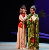 """Chamber†för """"the för opera för Cui Yingying 's-sjukdom-Kunqu västra  Arkivfoto"""